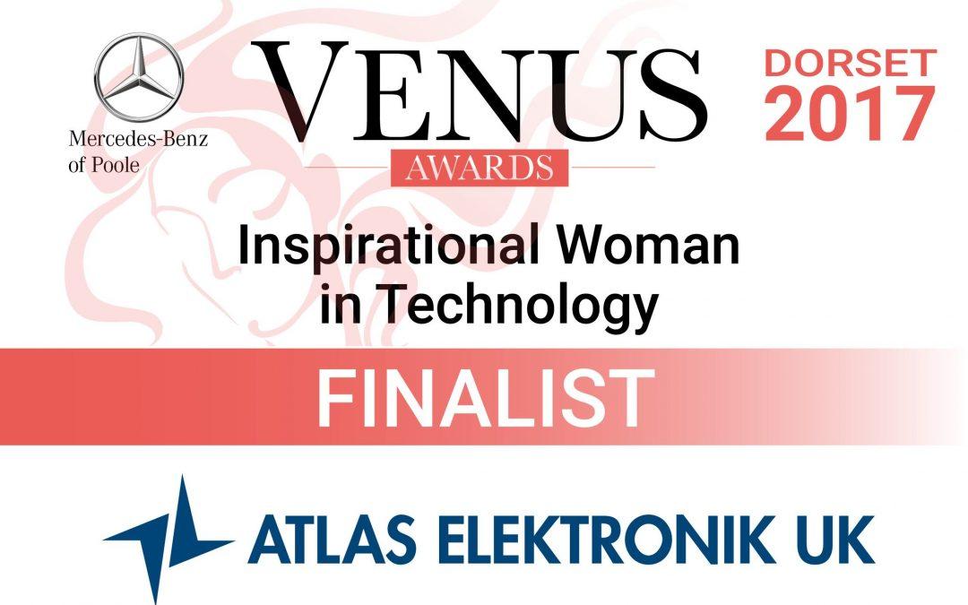 Venus Awards Finalist 2017