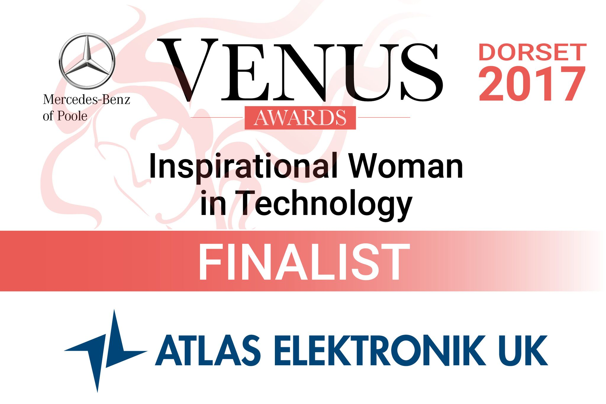 Venus Awards Finalist 2017